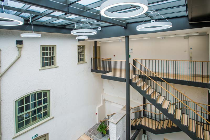 The Atrium at the New Room