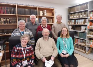 Our Library Team