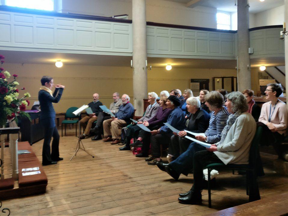 John Wesley's Chapel Choir, Bristol