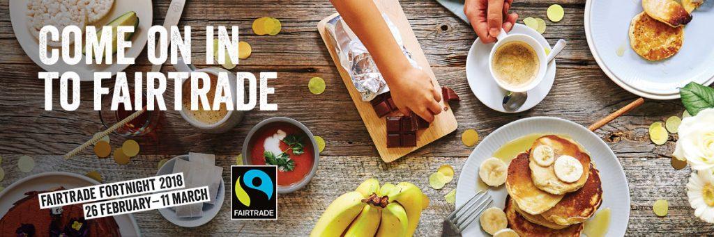 New Room Fairtrade celebration