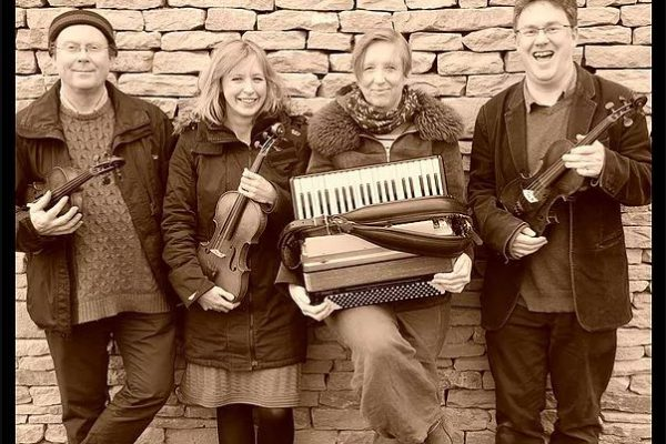 Folk at the New Room presents Boldwood