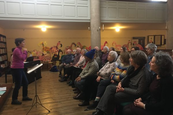 New Room Community Choir