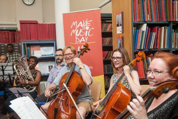 Make music day 1