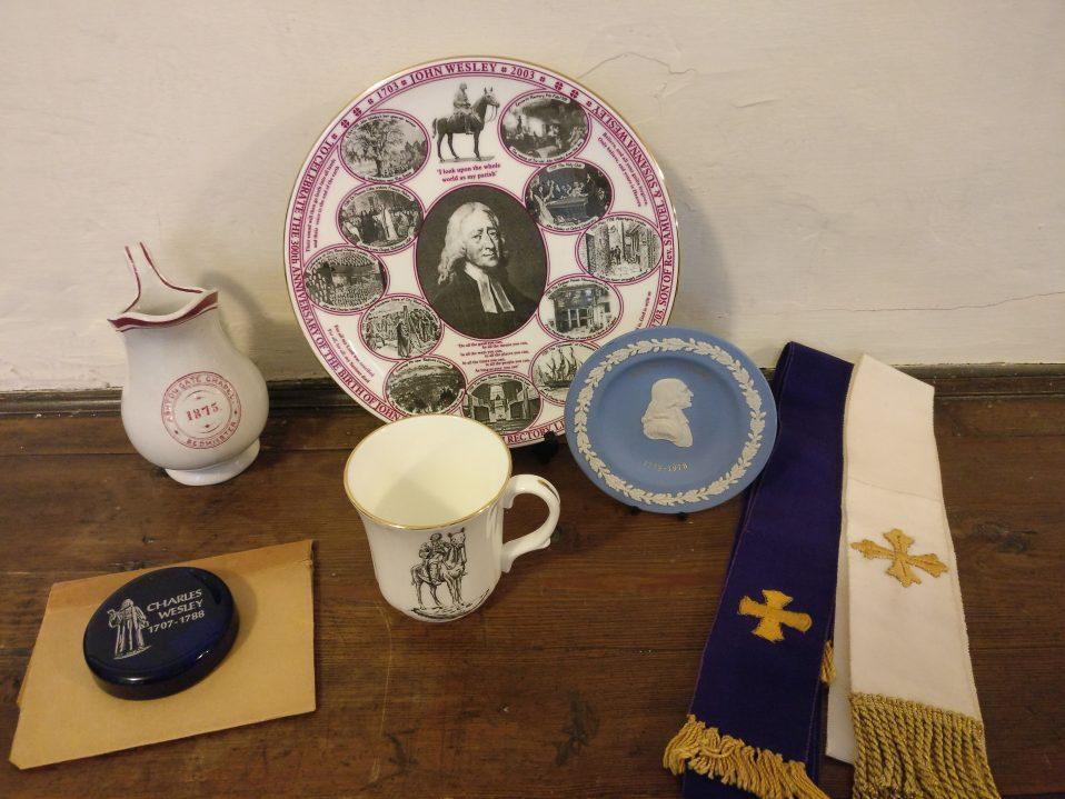 John Wesley's Chapel - Memorabilia Sale