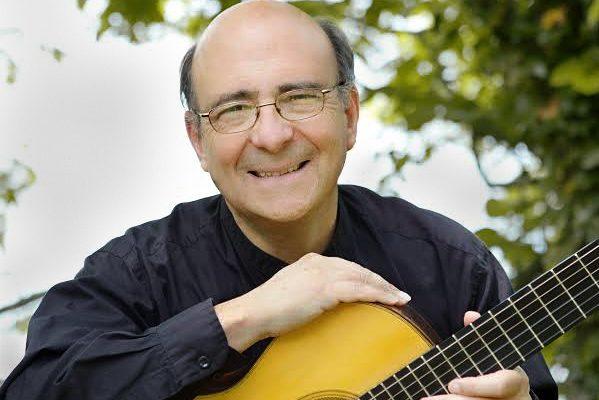 John Wesley's Chapel Bristol welcomes Harris Becker guitarist