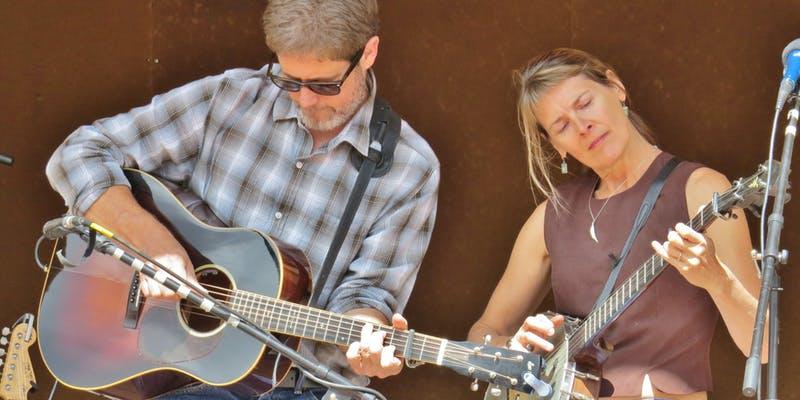Dana & Susan Robinson play at the New Room Bristol