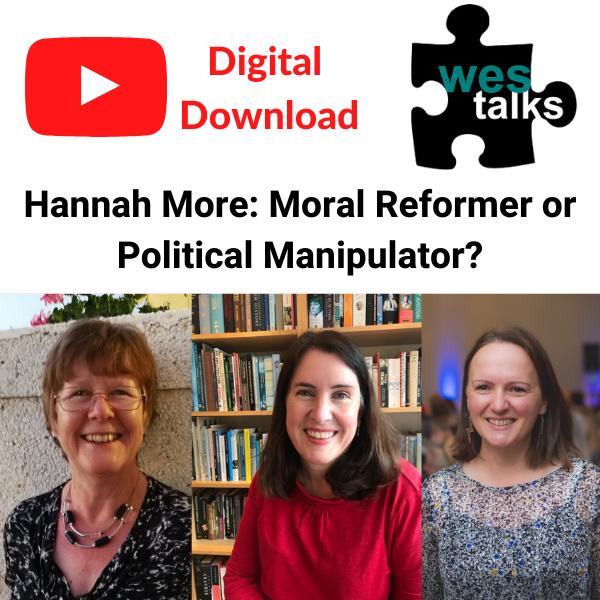 Hannah More Online Talk